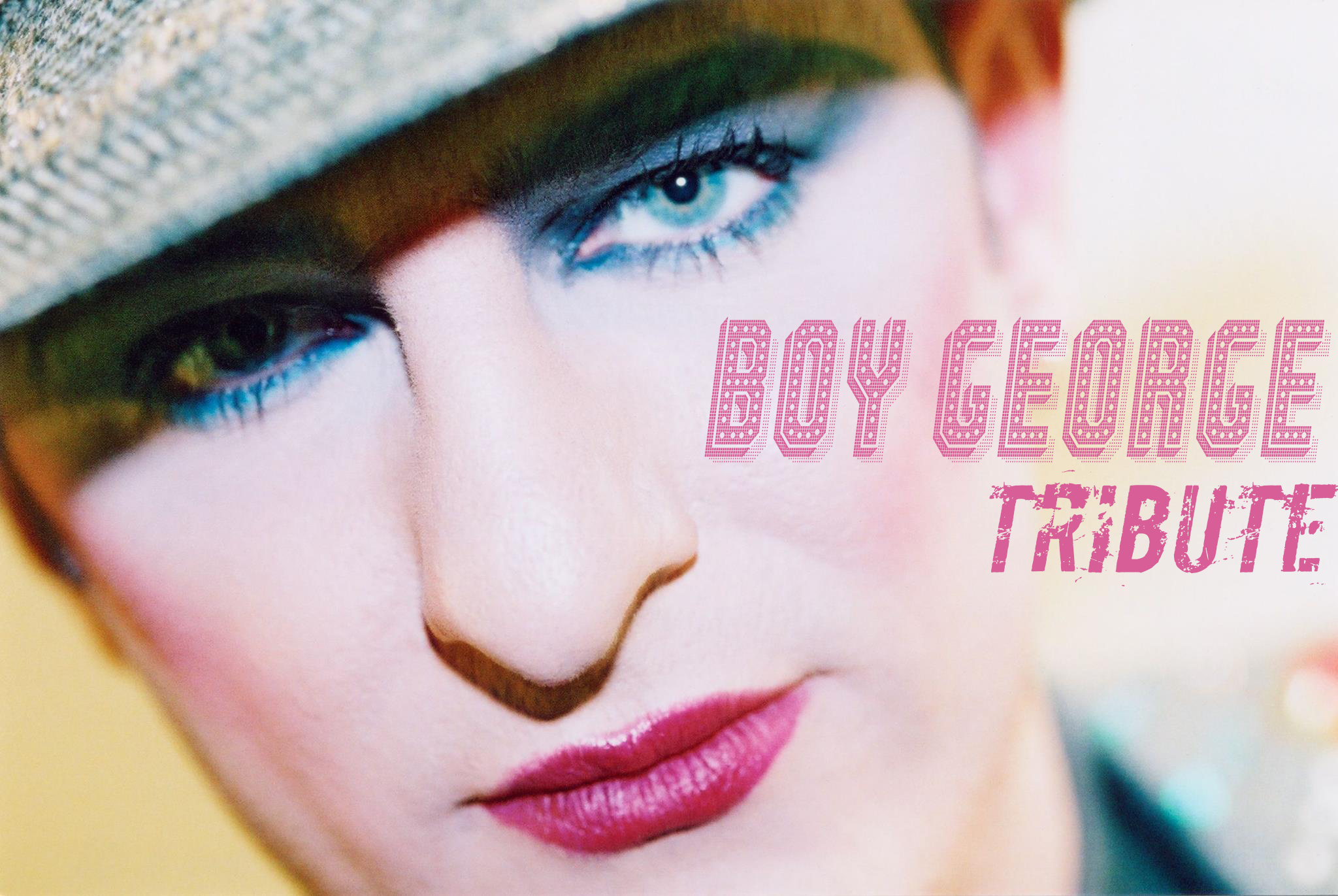 Boy George Tribute Night