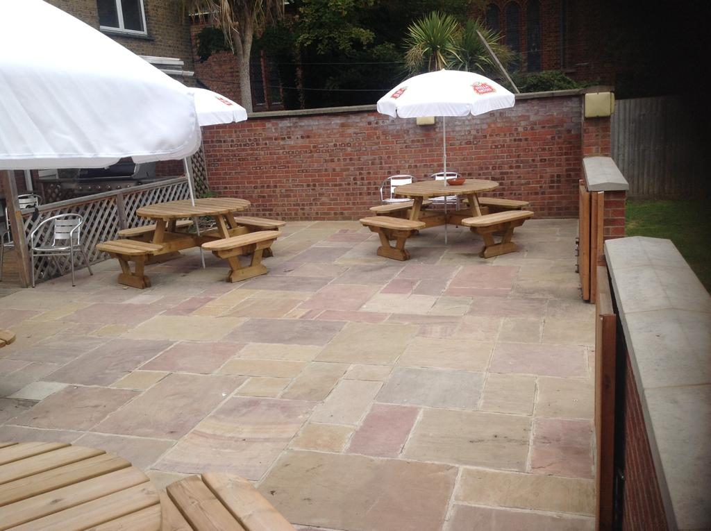 The Beer Garden Patio